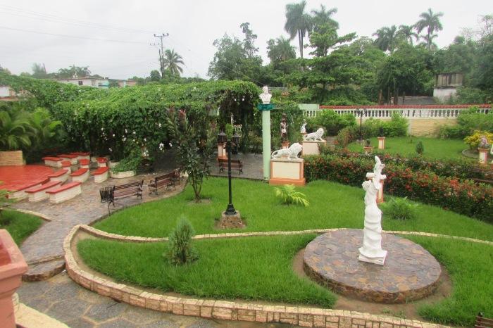 Parque de las Esculturas en Pinar del Río